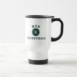 MSU Basketball | Michigan State University Travel Mug