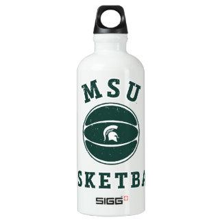 MSU Basketball | Michigan State University Water Bottle