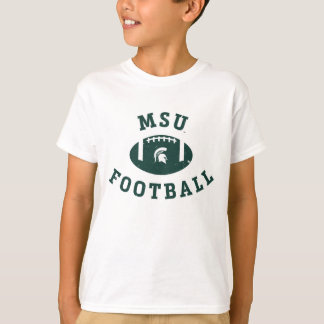 MSU Football | Michigan State University 2 T-Shirt
