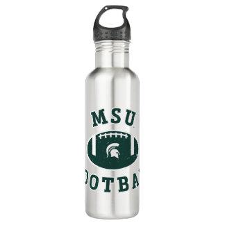 MSU Football | Michigan State University 4 710 Ml Water Bottle