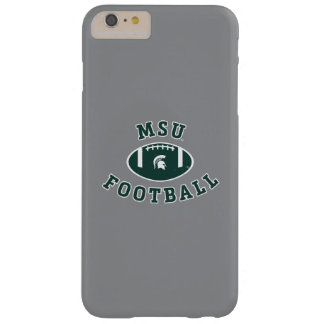 MSU Football | Michigan State University 4 Barely There iPhone 6 Plus Case