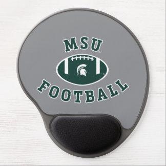 MSU Football | Michigan State University 4 Gel Mouse Pad