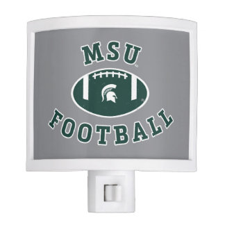 MSU Football | Michigan State University 4 Night Lites
