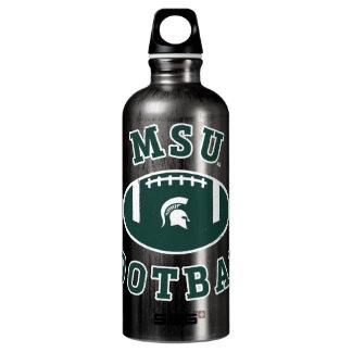 MSU Football | Michigan State University 4 Water Bottle