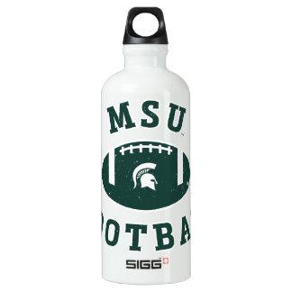 MSU Football | Michigan State University Water Bottle