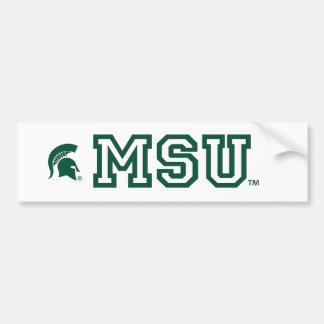 MSU™ Michigan State University® Fan Bumper Sticker