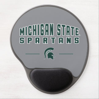 MSU Pennant | Michigan State University 4 Gel Mouse Pad