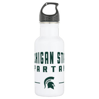 MSU Pennant | Michigan State University 532 Ml Water Bottle