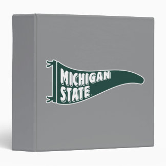 MSU Spartans | Michigan State University 4 Binder