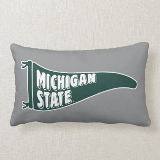 MSU Spartans | Michigan State University 4 Lumbar Pillow