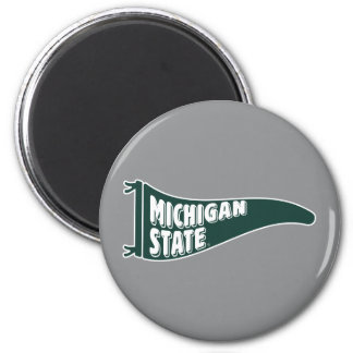 MSU Spartans | Michigan State University 4 Magnet