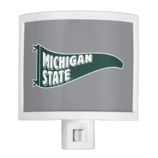 MSU Spartans | Michigan State University 4 Night Lites