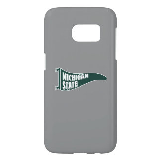 MSU Spartans | Michigan State University 4 Samsung Galaxy S7 Case