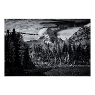 Mt Assiniboine Poster