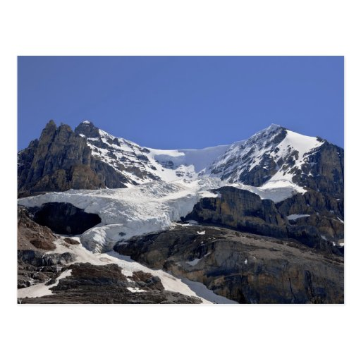 Mt. Athabasca Post Card