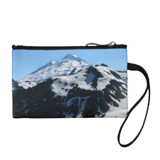 Mt Baker In July Coin Purse