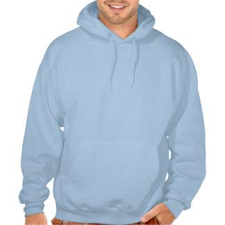 Mt. Baker Washington guys ski logo hoodie