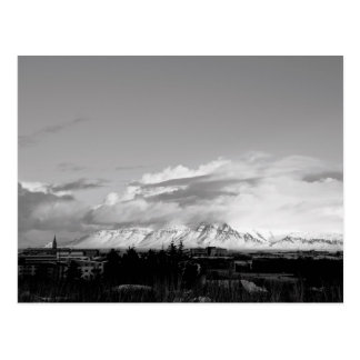 Mt. Esjan Postcard