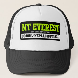 Mt Everest Trucker Hat