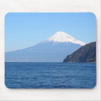 Mt. Fuji from Suruga Bay Mouse Pad