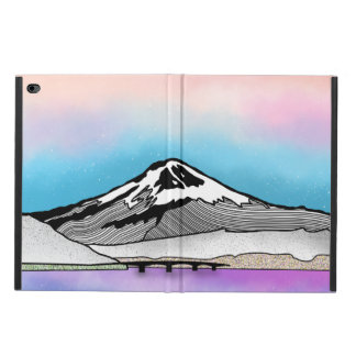 Mt Fuji Japan Landscape illustration Powis iPad Air 2 Case