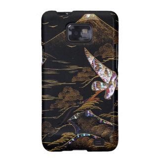 Mt Fuji Nature Scene Samsung Galaxy S Samsung Galaxy S Cases