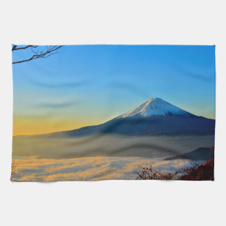 mt-fuji towel