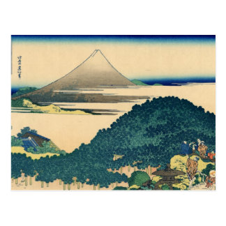 Mt. Fuji view 06 Postcard