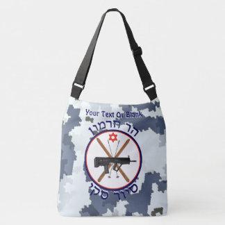 Mt. Hermon Ski Patrol Crossbody Bag