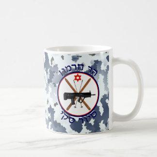 Mt. Hermon Ski Patrol - Snow Camo Coffee Mug