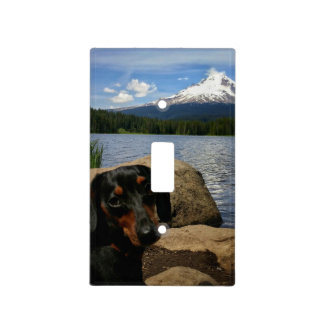 Mt Hood Light Switch Cover