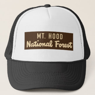 Mt. Hood National Forest Trucker Hat