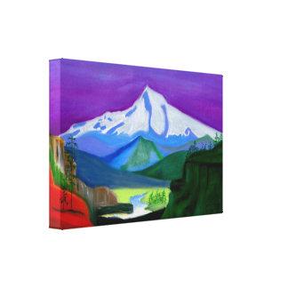 Mt Hood Washington Canvas Print