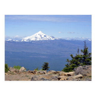 Mt. Jefferson from Black Butte Postcard