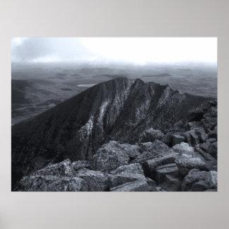 Mt. Katahdin Poster