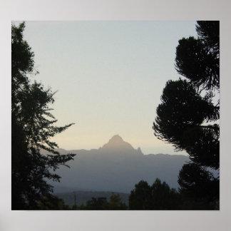 Mt. Kilimanjaro 2 Poster