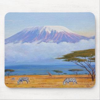 Mt. Kilimanjaro Mousepad