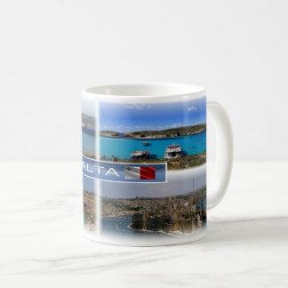 MT Malta - Valletta - Coffee Mug