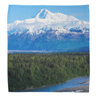 Mt. McKinley Alaska Head Kerchiefs