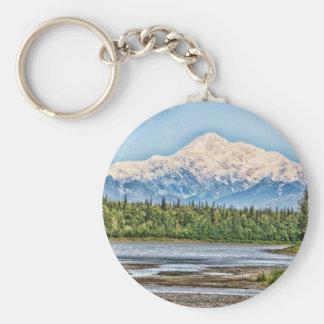 Mt McKinley Keychain