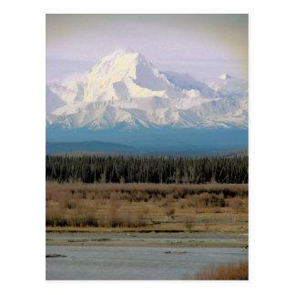 Mt. McKinley Postcard