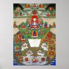 Mt. Meru and the Buddhist Universe Poster