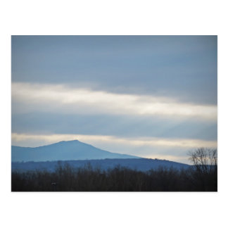 Mt. Monadnock from Keene Postcard