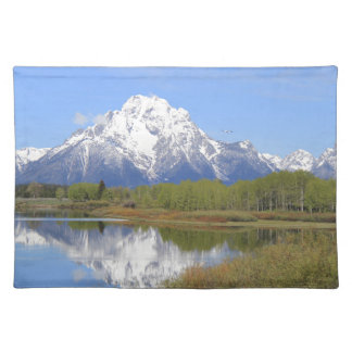 Mt. Moran Grand Teton National Park Placemat