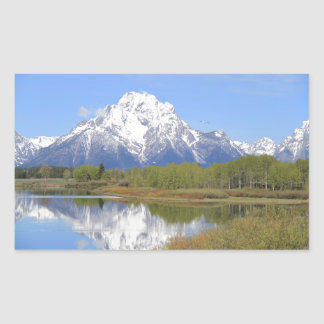 Mt. Moran Grand Teton National Park Sticker