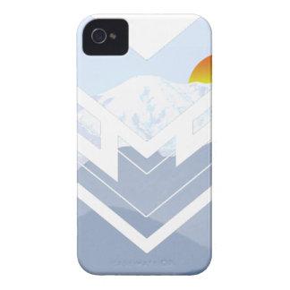 mt rainer iPhone 4 cover