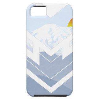 mt rainer iPhone 5 case