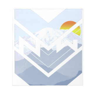 mt rainer notepad