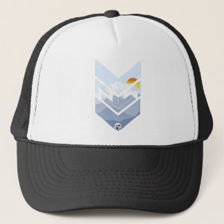 mt rainer trucker hat
