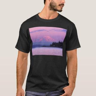 Mt. Rainier at Sunset, Washington State. T-Shirt